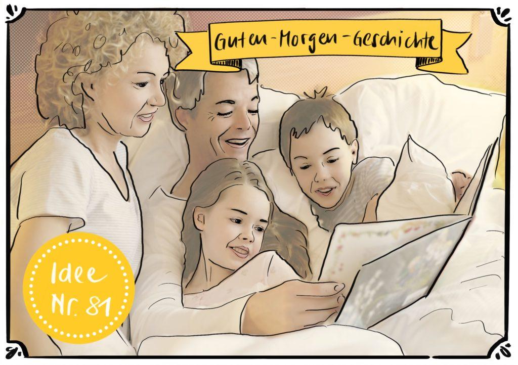 Guten Morgen Geschichte Familienzeiten